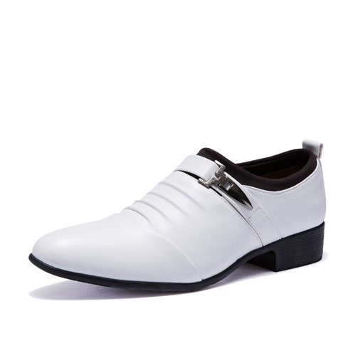 Mocassin Homme Simple en Cuir