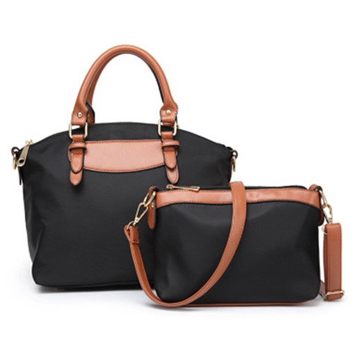 Casual Oxford Zipper Handbag( Two Bags)