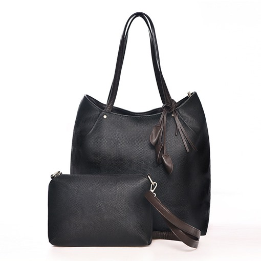Trendy Concise Two Bags Set
