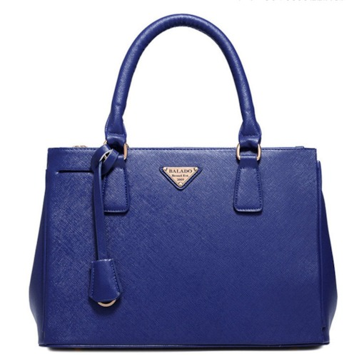 All Match Concise Solid Color Women Tote