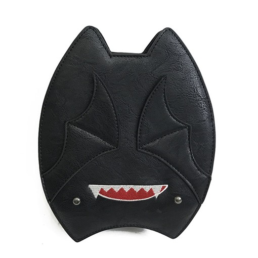 Vintage Cartoon Bat Cross Body Bag