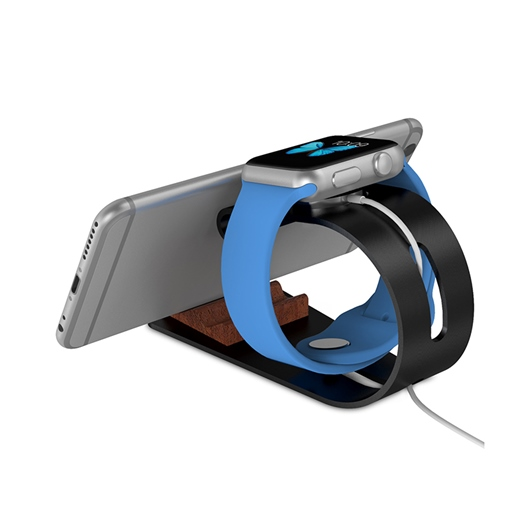 Charge Docking Station Stand for Samsung/iPhone/Apple Watch and Tablets