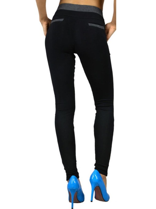 Pocket High-Waist Women's Leggings