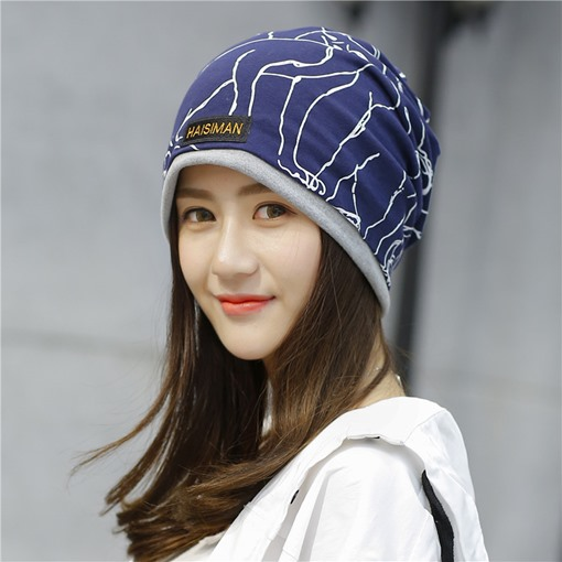 Double Deck All Match Keep Warm Hats