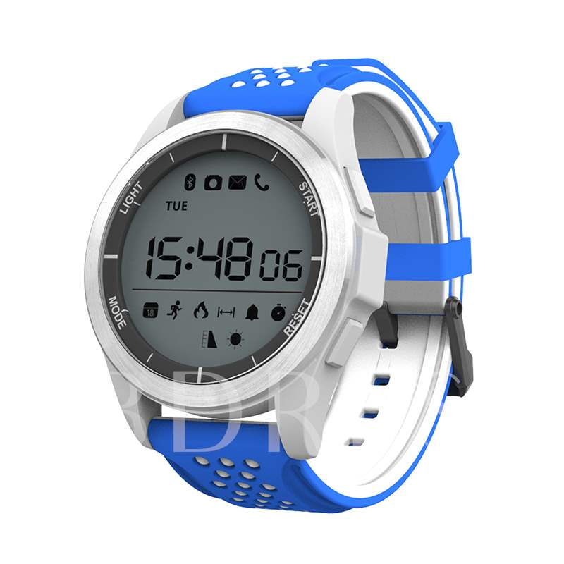 F3 Android Smart Watch Water Resistant Activity Monitor Outdoor Sports Bracelet