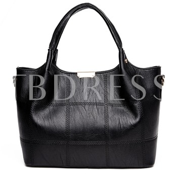 Casual All Match Embroidery Women Tote