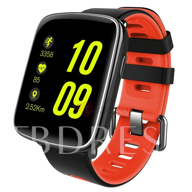 GV68 Smart Watch IP68 Waterproof Smart Reminder Sport Watch for Apple Samsung