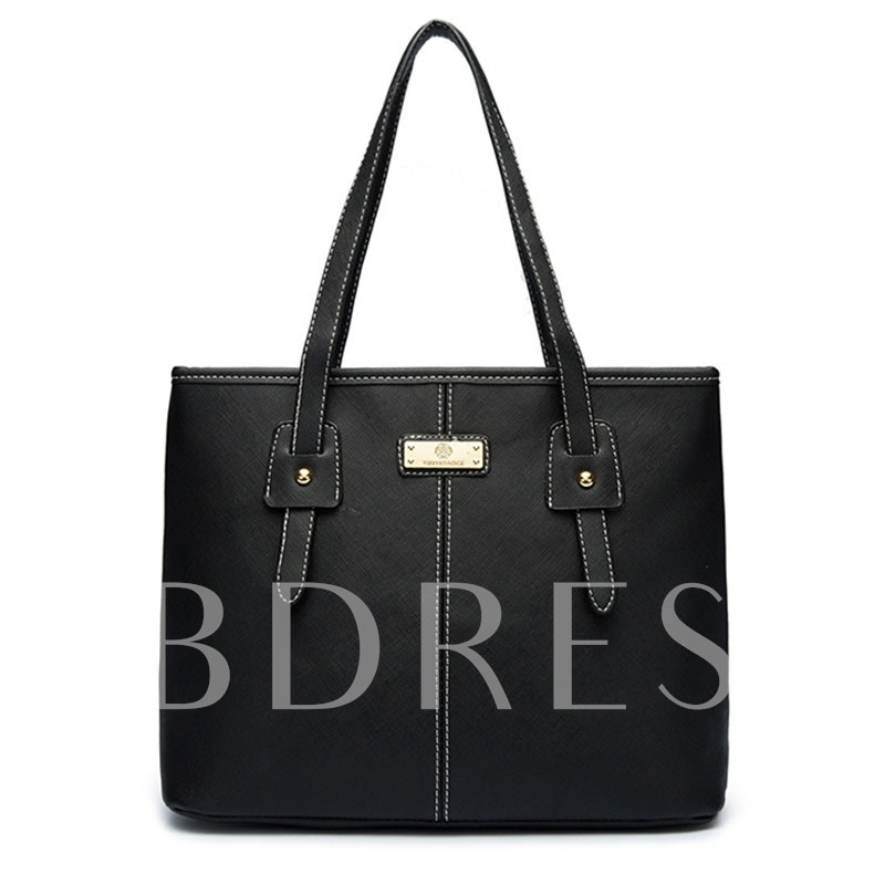 Occident Style Huge Space Women Tote