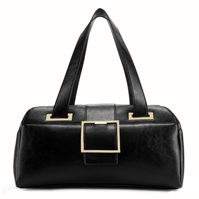 Occident Style Simple Zipper Women Tote