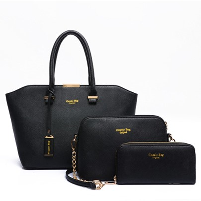 High-Capacity Trendy Women Bag Set