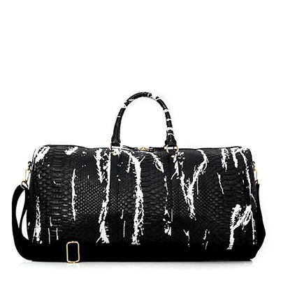 Classic Serpentine Pattern Huge Space Women Tote