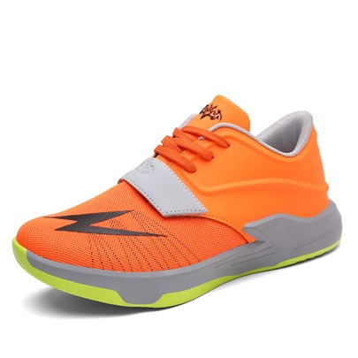Lightning Mesh Ventilate Color Block Men's Athletic Shoes