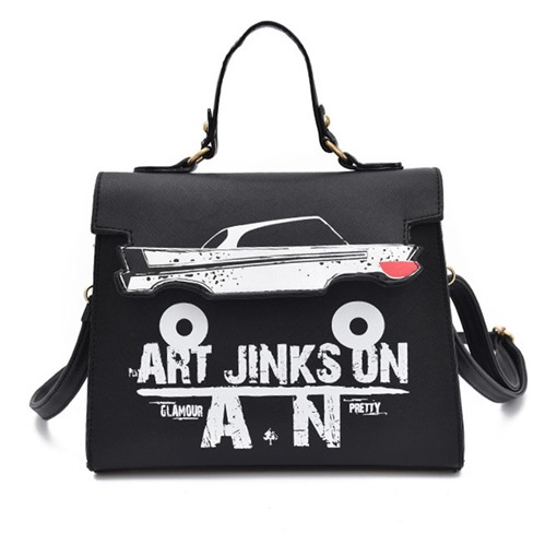 Causal Fashion Printing Cross Body Bag