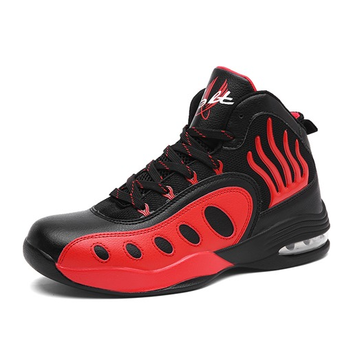Air Cushion Durable Breathable Men's Basketball Shoes