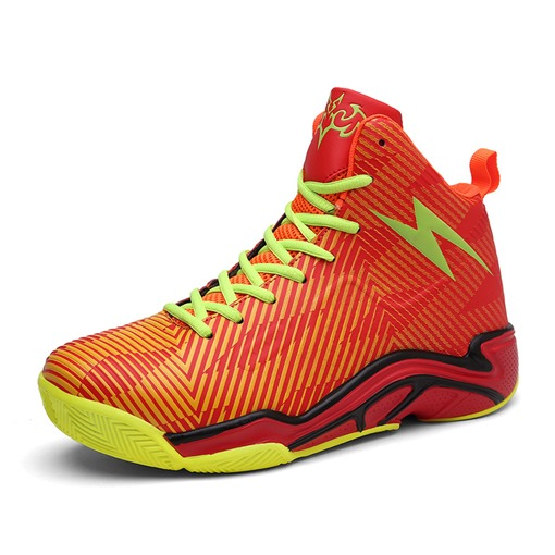 Lightning Bat Men's Basketball Athletic Shoes