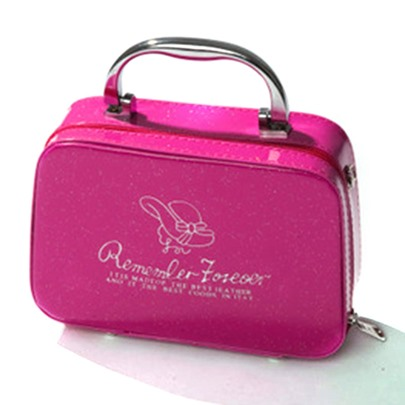 Candy Color Women Cosmetic Bag
