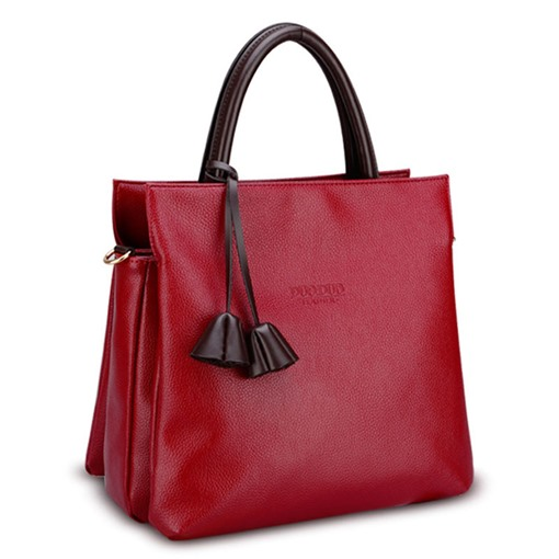 Occident Style Fresh Soft Tote Bag