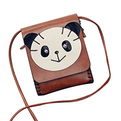 Korean Style Cartoon Pattern Mini Cross Body