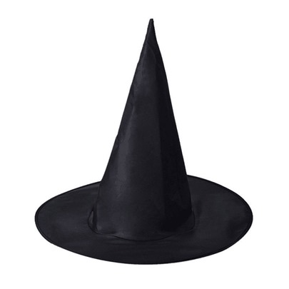 Black Cloth Witch Harry Potter Halloween Hats