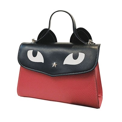 Cartoon Ear Design Women Tote