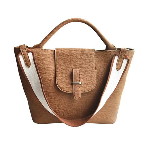 Occident Style Embossing Women Tote