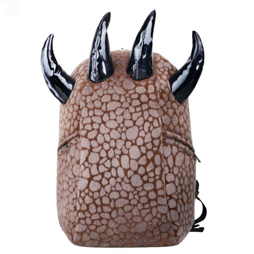 Halloween Personalized Paw Shape Backpack
