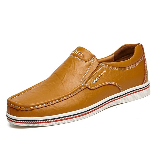 Slip-On Thread Men's Casual Loafers Boat Shoes