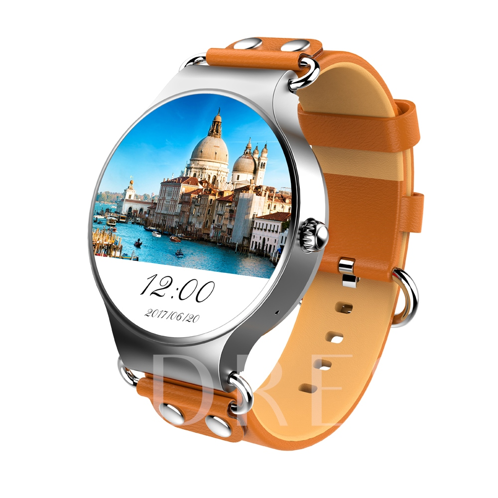 KW98 Android Smart Watch 8GB Support Wifi