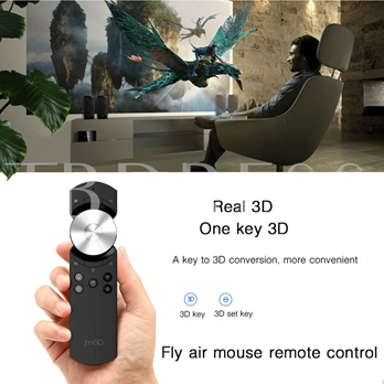 JMGO G1S Portable Projector HD 1080P 150-inch Home Theater Support 3D Movies