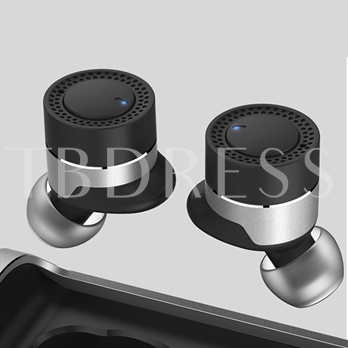 OVEVO Bluetooth Headphone,Mini Portable Magnetic Headset with Charge Cabin