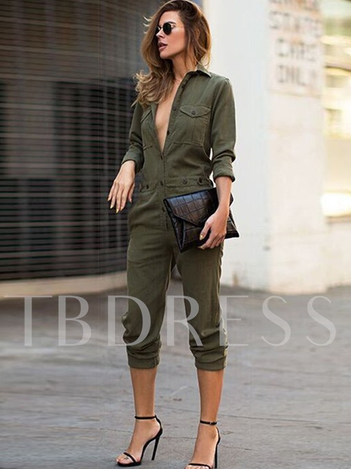 Long Sleeve Dressy Winter Women's Jumpsuits