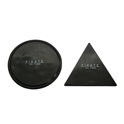 Fixate Sticky Gel Pads to Stick on Phone/Mirror/Car GPS/Kitchen Anti-slip