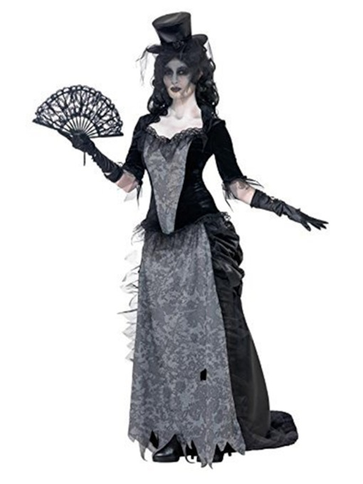 Patchwork Scary Halloween Women's Costumes