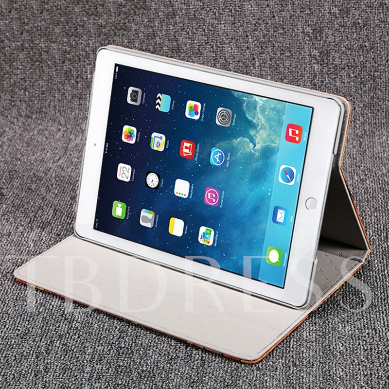 iPad Pro/Air/Mini 1/2/3/4/Air 2 Case,Retro Pattern Shell