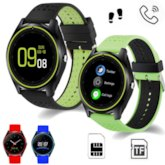 V9 Smart Watch with Camera Support Whatsapp/Facebook