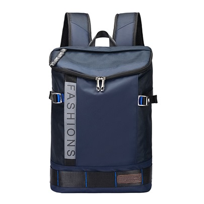 Outdoor Visit Style Zipper Men's Bag