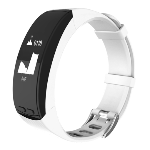 P5 Fitness Tracker with GPS/Altitude Tracker for iPhone Samsung Phones