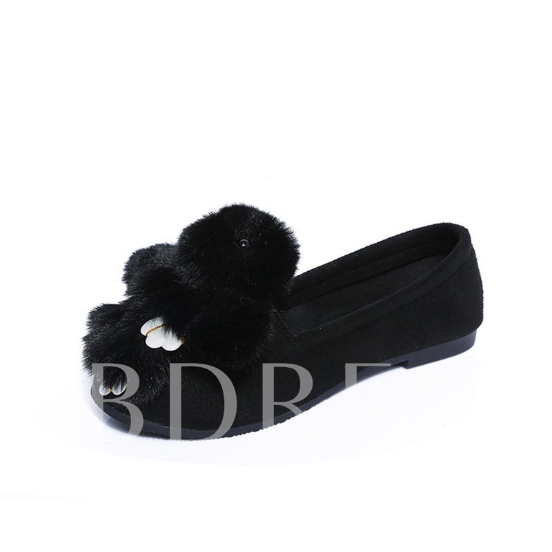 Buy Bunny Design Slip On Women's Cute Boots, Spring,Fall, 12988422 for $18.99 in TBDress store