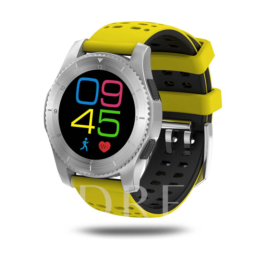 GS8 Smart Watch Heart Rate Blood Pressure Monitor for iPhone Android Phones