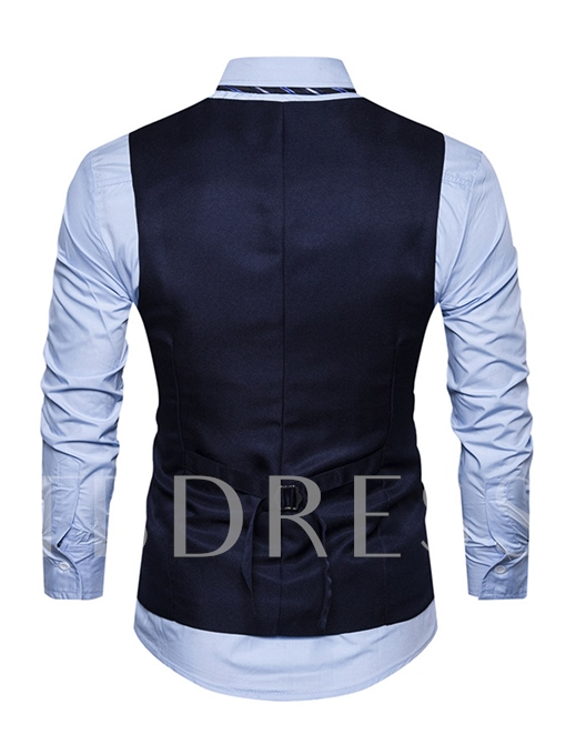 England Style Embroidery Flower Single-Breasted Slim Fit Men's Casual Blazer