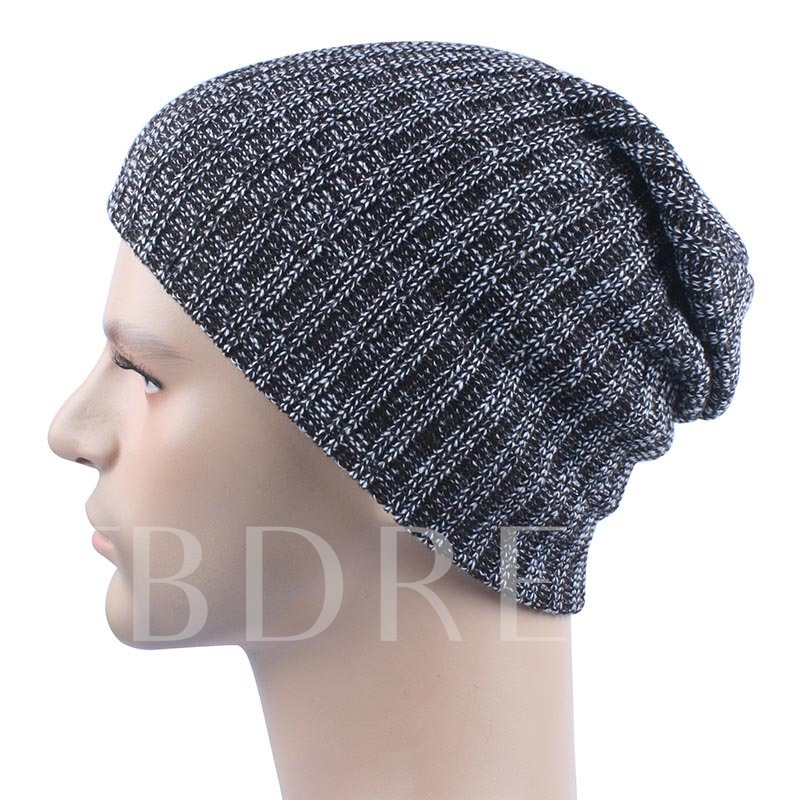 Ski Knitted Wool Outdoor Skullies & Beanies Men's Hats