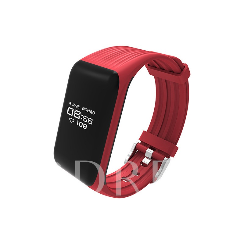 K1 Smart Watch Wristband Heart Rate Fitness Tracker for Android Samsung/Moto/LG