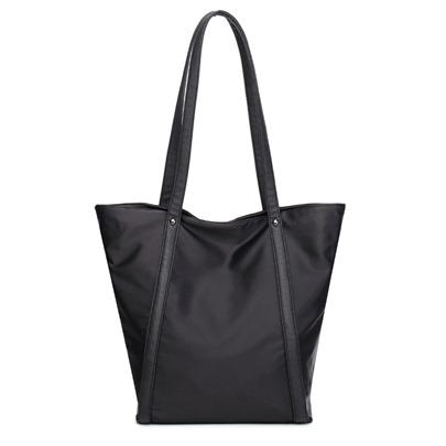 Simple Huge Space Oxford Shoulder Bag