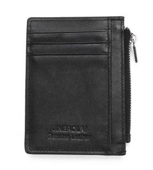 Exquisite Solid Color Mini Wallet
