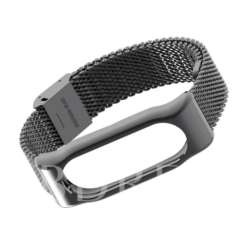 Xiaomi Mi band 2 Stainless Steel Watch Band Magnetic Strap