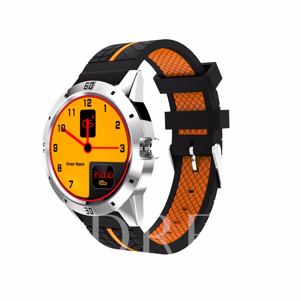 N6 Colorful Smart Watch Heart Rate Monitor