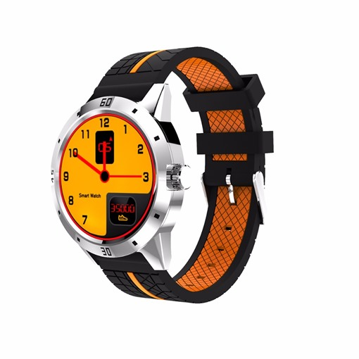 N6 Colorful Smart Watch Heart Rate Monitor for iPhone Android Phones