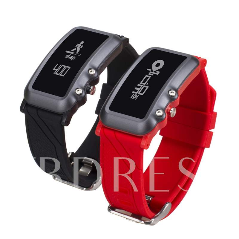 DB08 Fitness Tracker IP68 Waterproof for iPhone Android Phones