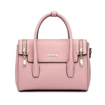 Elegant Solid Color Women Cross Body Bag
