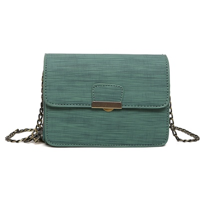 Korean Style PU Mini Cross Body Bag